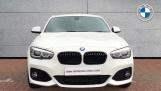 2019 BMW 118i M Sport Shadow Edition 5-door (White) - Image: 16
