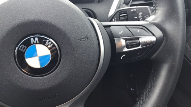 2019 BMW 118i M Sport Shadow Edition 5-door (White) - Image: 18
