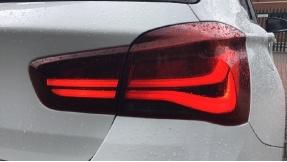 2019 BMW 118i M Sport Shadow Edition 5-door (White) - Image: 22