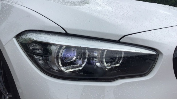 2019 BMW 118i M Sport Shadow Edition 5-door (White) - Image: 23