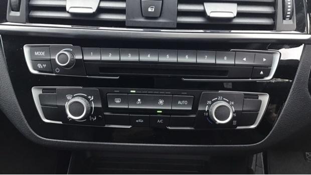 2019 BMW 118i M Sport Shadow Edition 5-door (White) - Image: 40