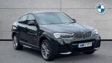 2017 BMW XDrive30d M Sport (Grey) - Image: 1