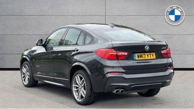 2017 BMW XDrive30d M Sport (Grey) - Image: 2