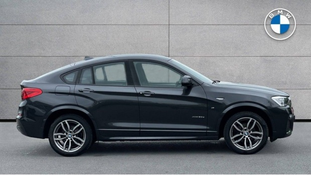 2017 BMW XDrive30d M Sport (Grey) - Image: 3