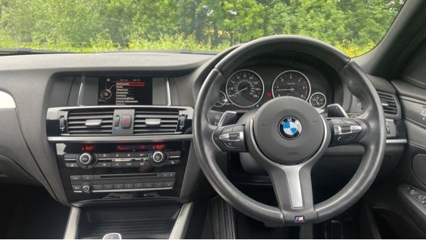2017 BMW XDrive30d M Sport (Grey) - Image: 5