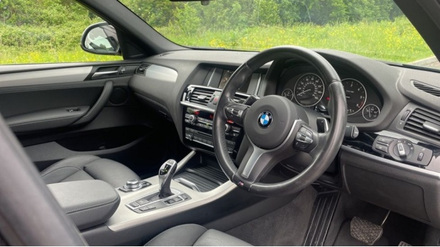 2017 BMW XDrive30d M Sport (Grey) - Image: 6