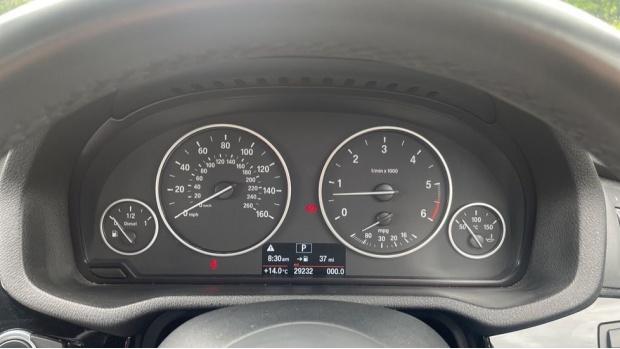 2017 BMW XDrive30d M Sport (Grey) - Image: 9