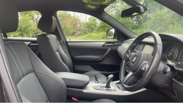 2017 BMW XDrive30d M Sport (Grey) - Image: 11