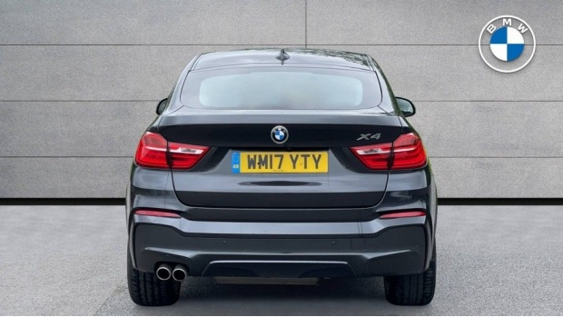 2017 BMW XDrive30d M Sport (Grey) - Image: 15