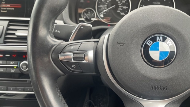 2017 BMW XDrive30d M Sport (Grey) - Image: 17