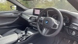 2021 BMW 530e M Sport Touring (Black) - Image: 6