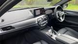 2021 BMW 530e M Sport Touring (Black) - Image: 7