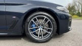 2021 BMW 530e M Sport Touring (Black) - Image: 14