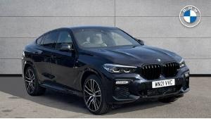 2021 BMW X6 xDrive40d M Sport 5-door