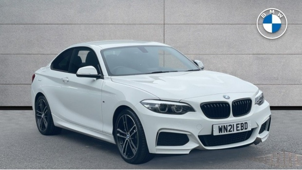 Reserve your 2021 BMW 2 Series 218i M Sport Coupe