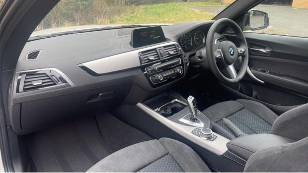 2021 BMW 218i M Sport Coupe (White) - Image: 7