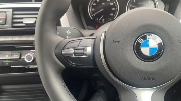 2021 BMW 218i M Sport Coupe (White) - Image: 17
