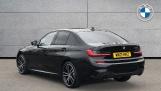 2021 BMW 330e M Sport Saloon (Black) - Image: 2