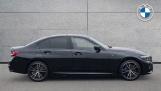 2021 BMW 330e M Sport Saloon (Black) - Image: 3