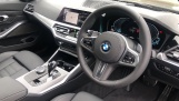 2021 BMW 330e M Sport Saloon (Black) - Image: 6