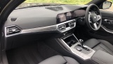 2021 BMW 330e M Sport Saloon (Black) - Image: 7