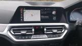 2021 BMW 330e M Sport Saloon (Black) - Image: 8