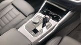 2021 BMW 330e M Sport Saloon (Black) - Image: 10