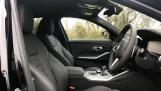 2021 BMW 330e M Sport Saloon (Black) - Image: 11