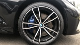 2021 BMW 330e M Sport Saloon (Black) - Image: 14