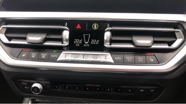 2021 BMW 330e M Sport Saloon (Black) - Image: 23