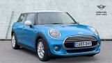 2015 MINI 5-door Cooper D (Blue) - Image: 1