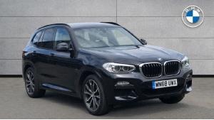 2018 BMW X3 xDrive20d M Sport 5-door