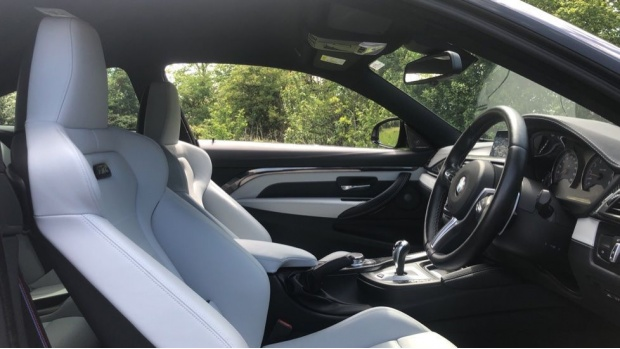 2019 BMW Coupe Competition Package (Grey) - Image: 11
