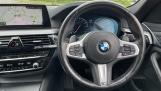 2019 BMW 520i M Sport Saloon (Blue) - Image: 5
