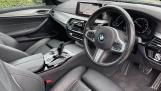 2019 BMW 520i M Sport Saloon (Blue) - Image: 6