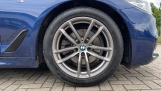 2019 BMW 520i M Sport Saloon (Blue) - Image: 14