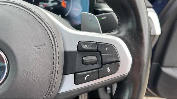 2019 BMW 520i M Sport Saloon (Blue) - Image: 18
