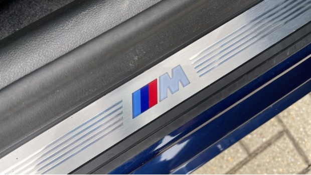 2019 BMW 520i M Sport Saloon (Blue) - Image: 25