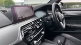 2019 BMW 520i M Sport Saloon (Blue) - Image: 32