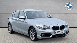 2018 BMW 1 Series 118i Sport 5-door 5dr