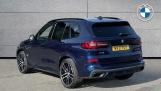 2021 BMW XDrive30d M Sport (Blue) - Image: 2