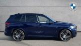 2021 BMW XDrive30d M Sport (Blue) - Image: 3