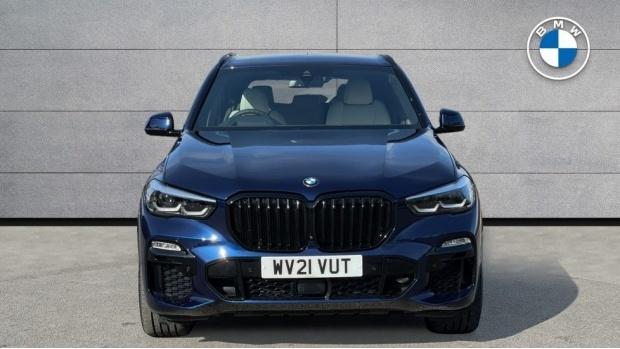 2021 BMW XDrive30d M Sport (Blue) - Image: 16