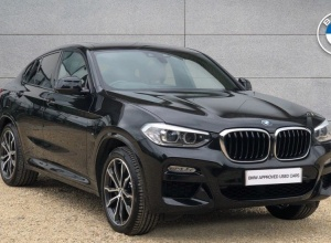 Brand new 2018 BMW X4 Series X4 xDrive20d M Sport 5-door finance deals