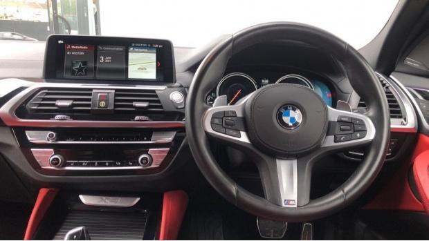 2018 BMW XDrive20d M Sport (Black) - Image: 5