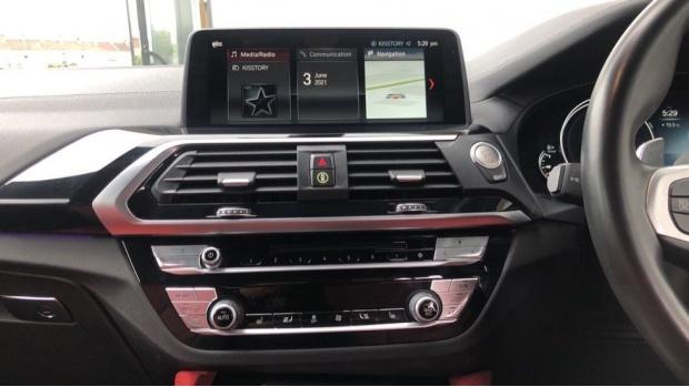 2018 BMW XDrive20d M Sport (Black) - Image: 8