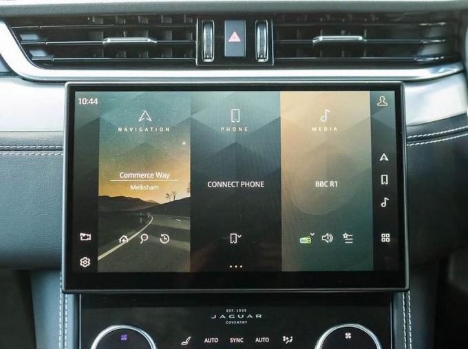 2021 Jaguar P400e 17.1kWh R-Dynamic SE Auto 5-door (Grey) - Image: 11