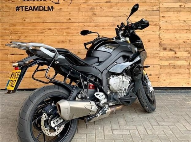 2019 BMW S1000XR Unlisted Unknown (Black) - Image: 2