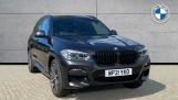 2021 BMW XDrive20d M Sport (Grey) - Image: 1