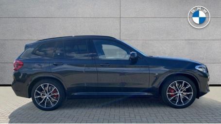 2021 BMW XDrive20d M Sport (Grey) - Image: 3